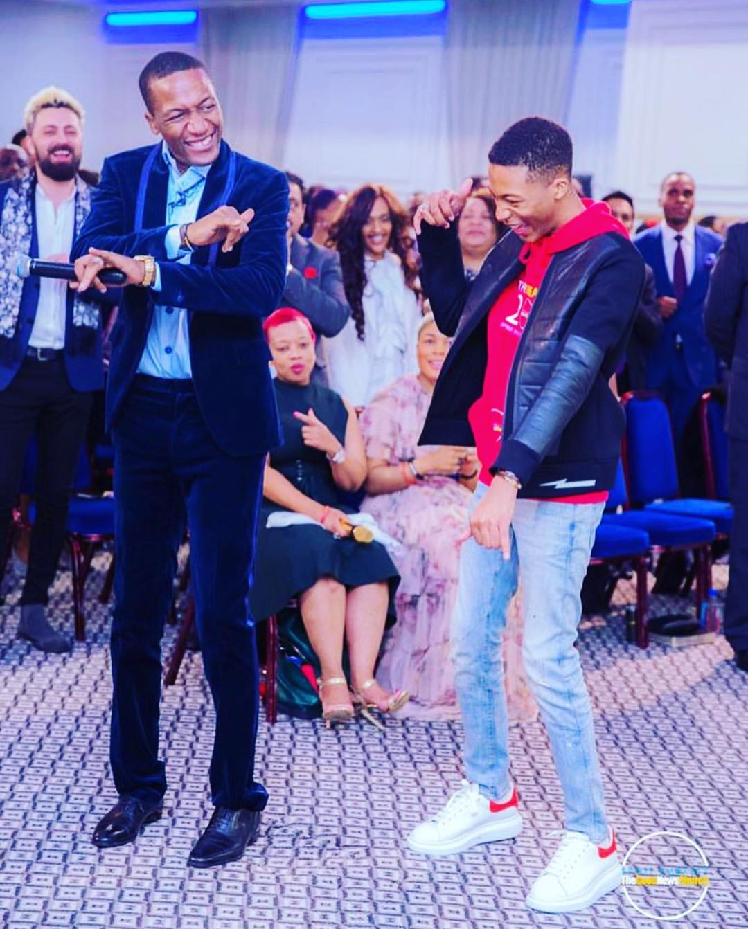 Uebert Angel Blesses Son With 5.2m Mansion