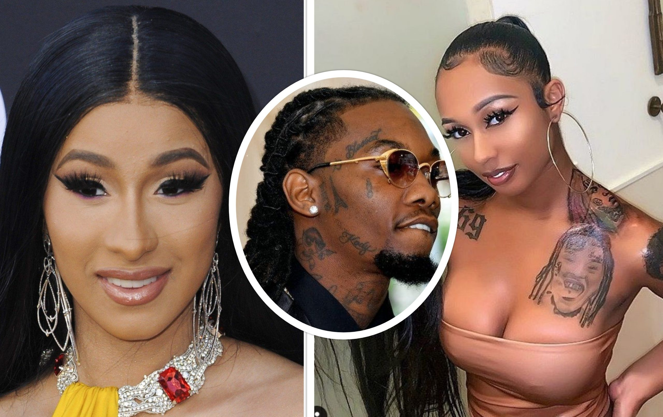 Cardi B's Husband, Offset, Reveals