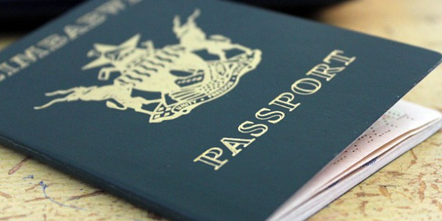 Zimbabweans to pay USD318 for Passports