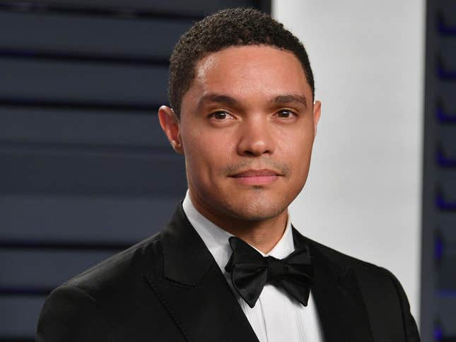 Trevor Noah CANT LIVE without these TEN THINGS!