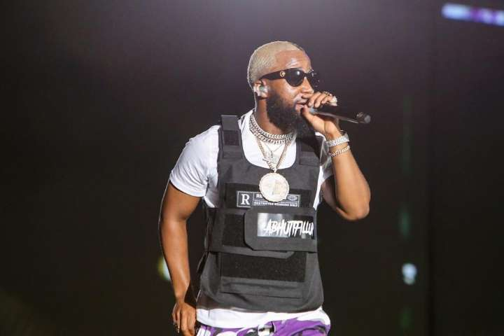 Cassper Nyovest REFUSES To Share Stage With Drake