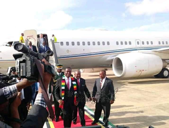 ED Jets Off To Mozambique