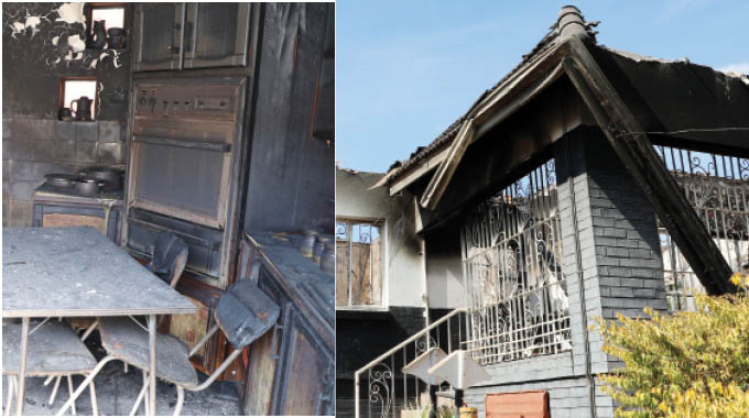 Granny And Two Kids Die In House Fire