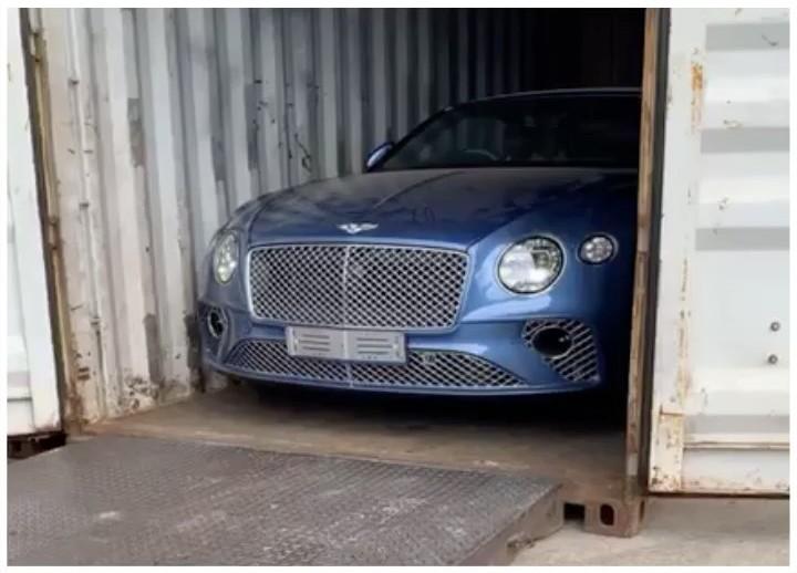 Ginimbi buys new Bentley