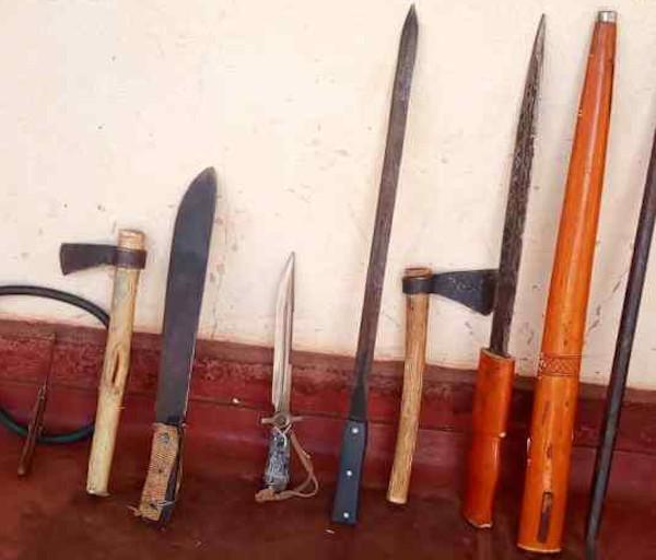 Mashurugwi Thugs Launch Audacious Prison Break Attempt