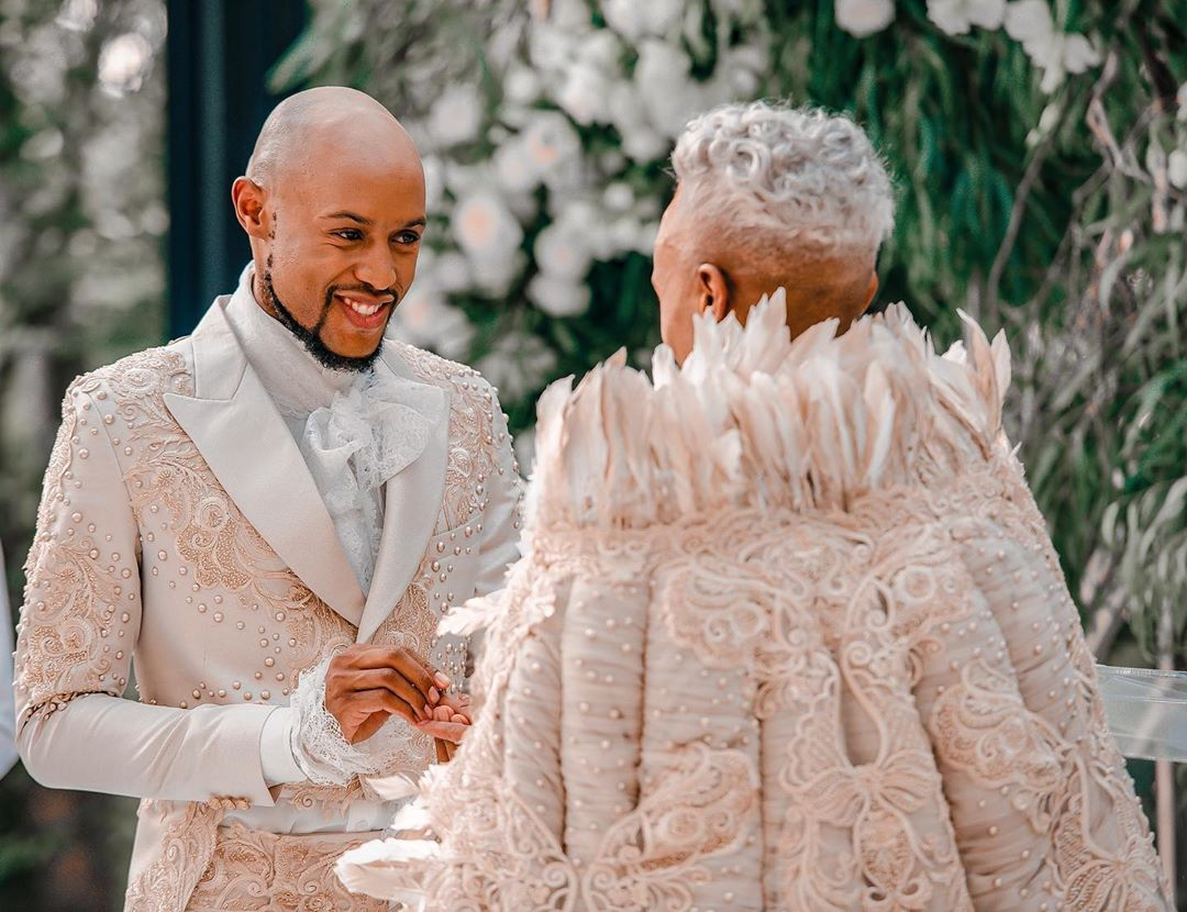 """""""Anyone who can afford"""" is invited to Somizi and Mohale's 3rd Wedding in Italy! - iharare.com"""