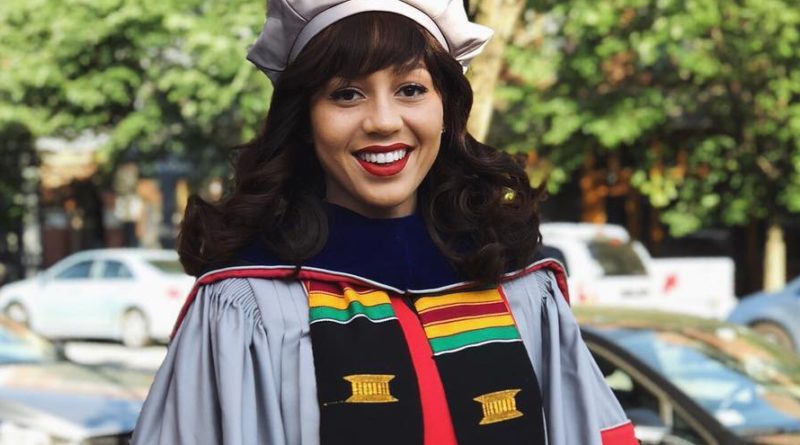 First Black Woman To Graduate From MIT With a Ph.D. in Nuclear Engineering