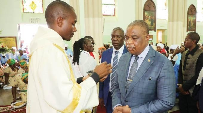 VP Chiwenga's Swollen Face