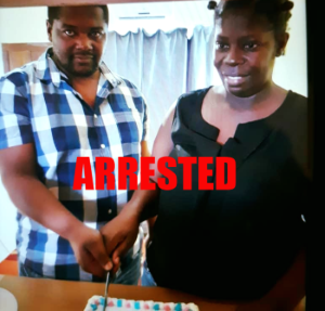 Zim Couple Arrested In Namibia