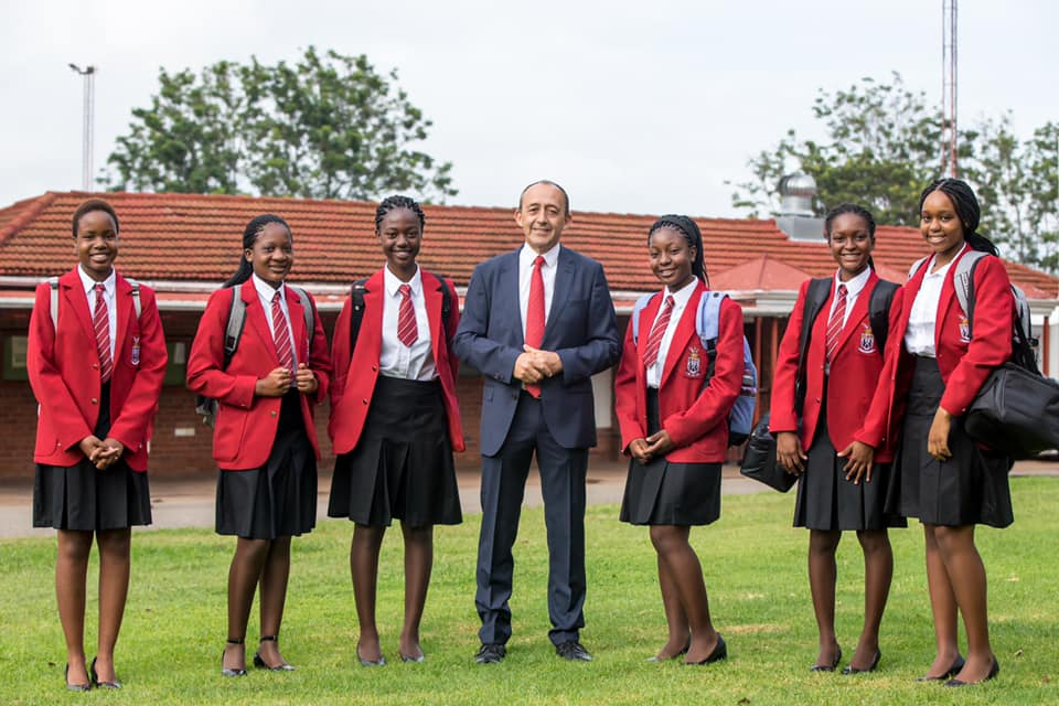 St Georges College Enrolls Female Students
