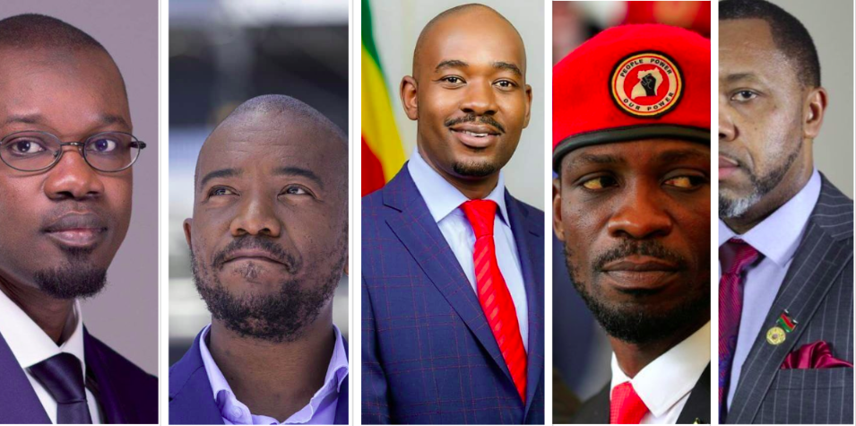 Africa's Most Handsome Opposition Leaders