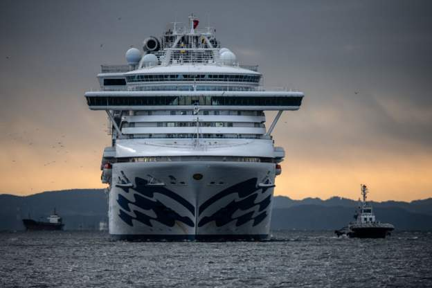 Diamond Princess passenger is reportedly first Brit to die of coronavirus