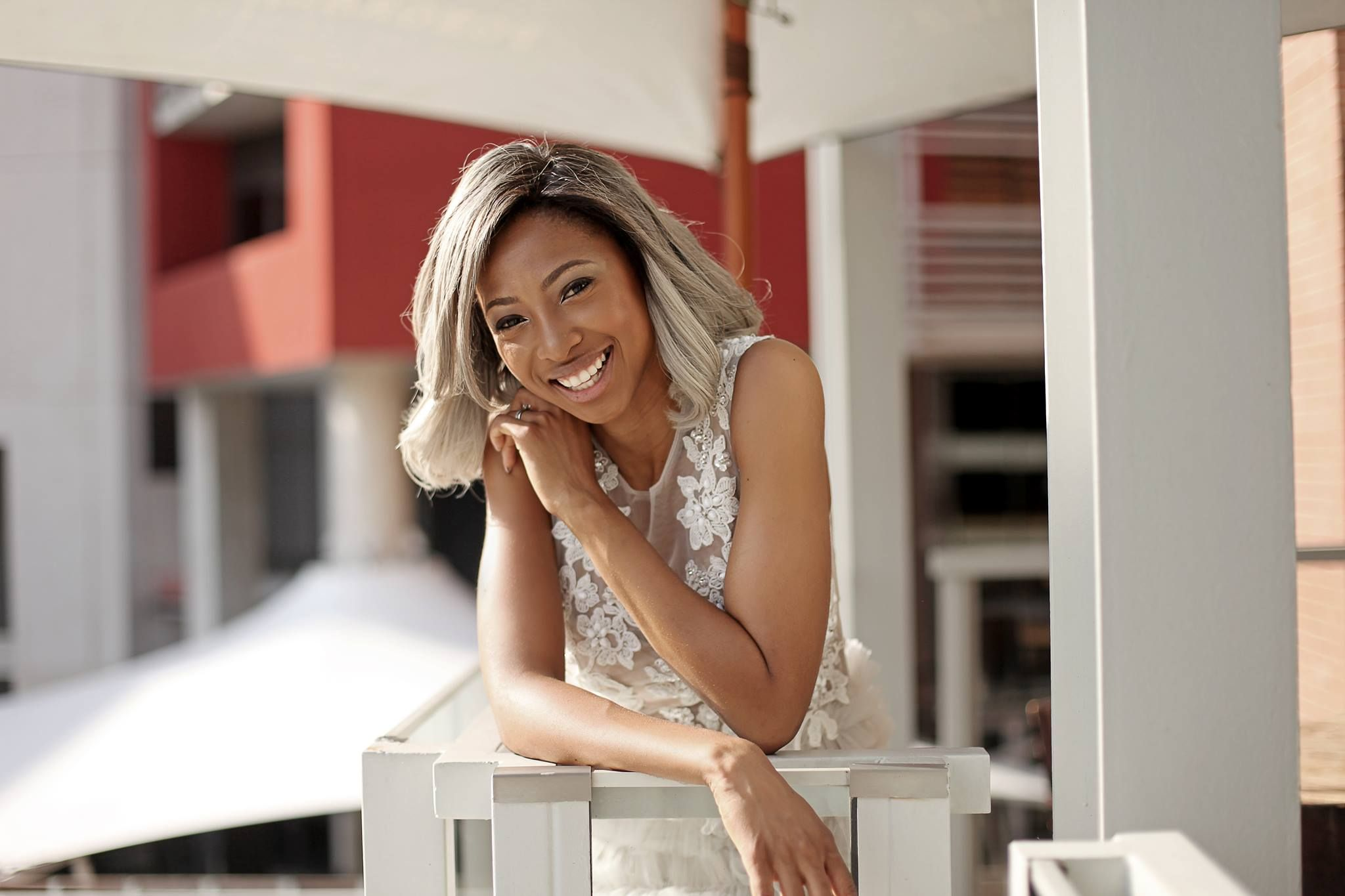 Enhle Mbali shares the love of her life