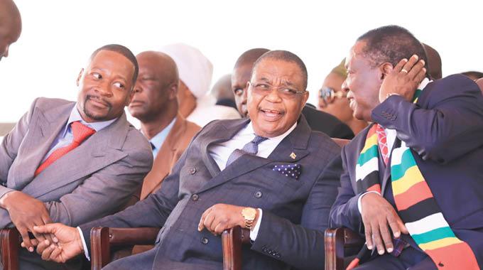 Emmanuel Makandiwa, Emmerson Mnangagwa, Constantino Chiwenga Prayer National Day Of Prayer