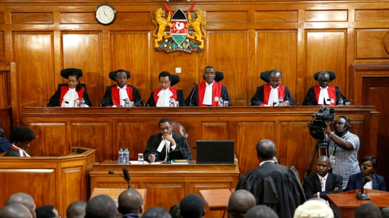 Judges Not The Electorate Are Having The Final Say in Elections