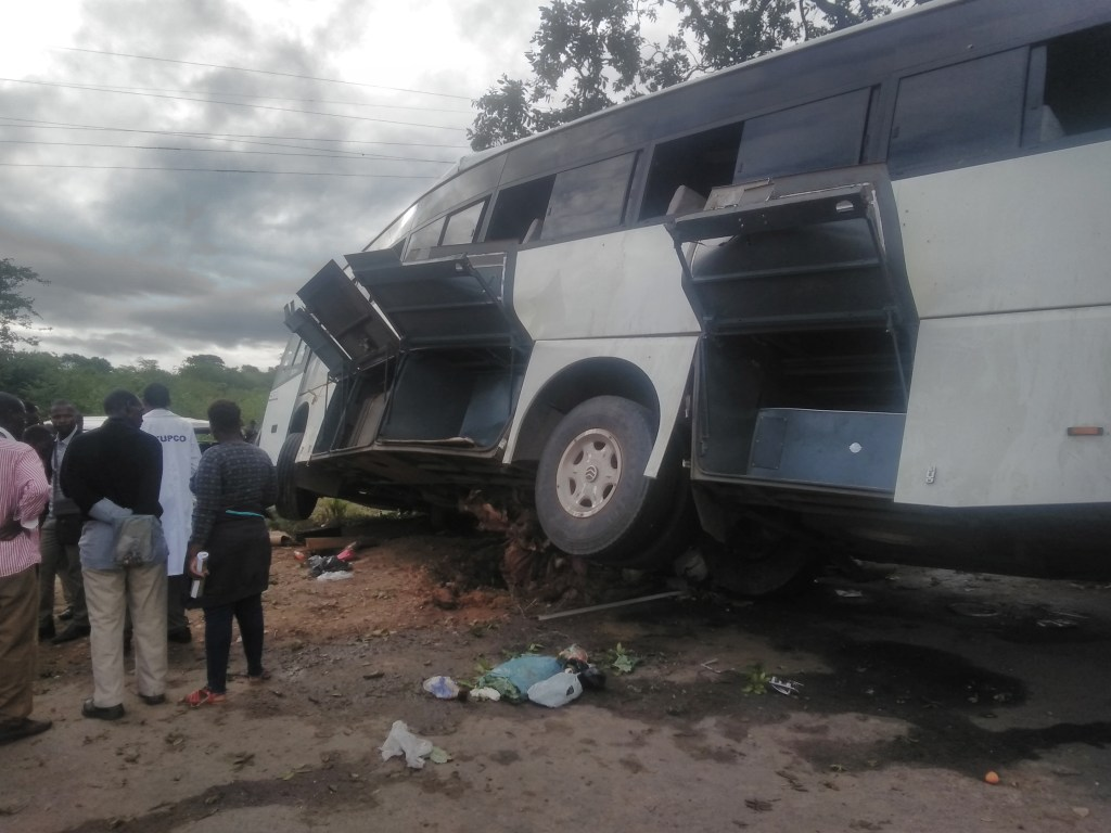 7 Dead After Zupco Bus Accident In Kwekwe