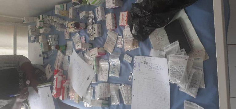 Medicines Control Authority Raids Kuwadzana