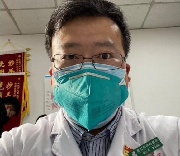 Chinese Doctor Who Discovered Corona Virus And Was Silenced Dies