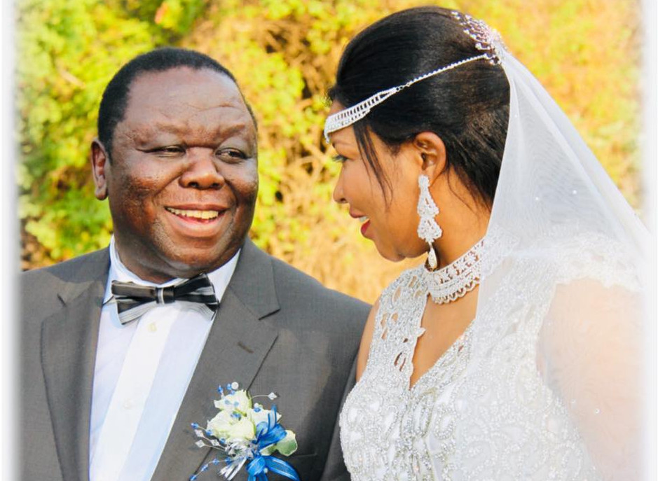 Elizabeth Tsvangirai Pours Her Heart Out