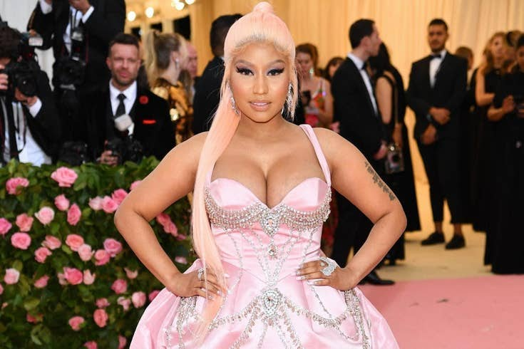 Nicki Minaj Pregnant?.. Fans Go Into A Frenzy As She Drops 'Hints' On Social Media - iharare.com