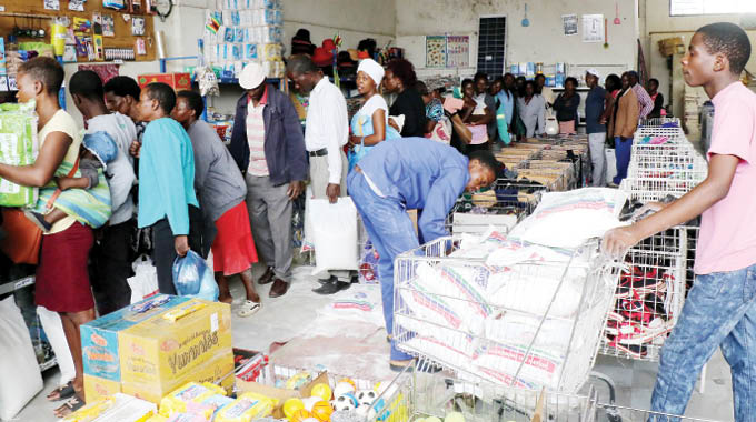 Mealie Meal Price Inflated In Supermarket...