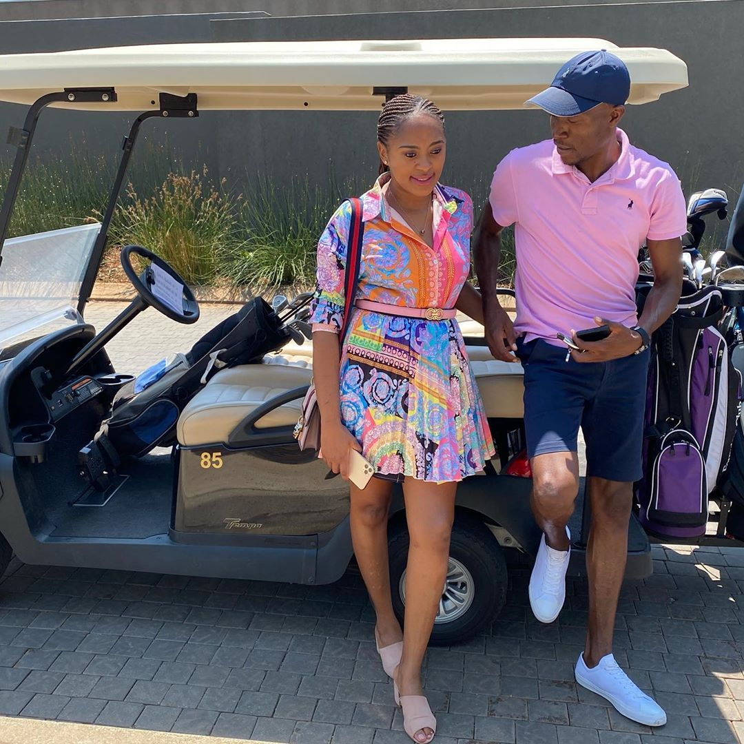 Tendai Ndoro & Mystery Woman Spice Things Up After Scandalous Divorce