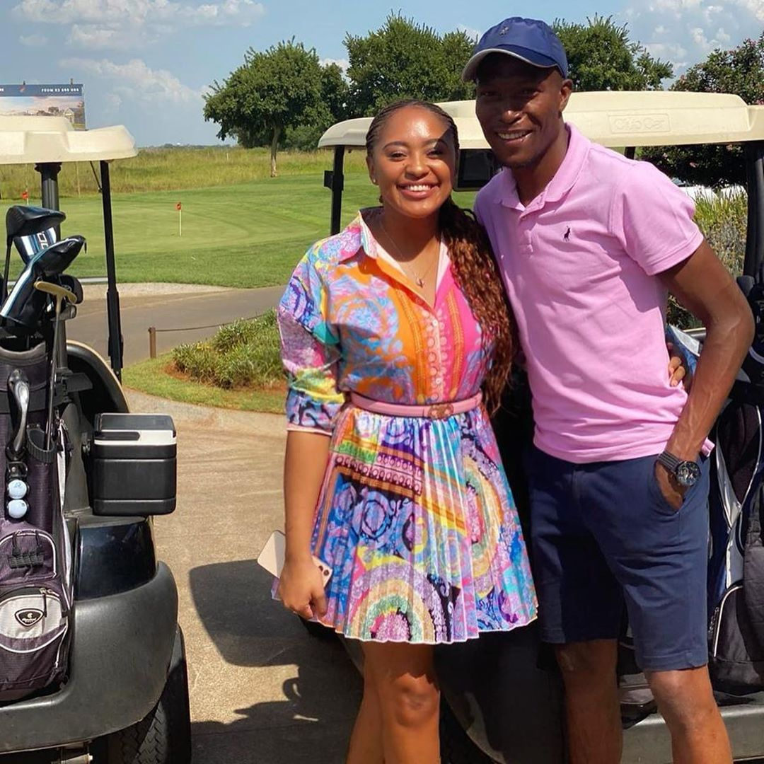Tendai Ndoro & Mystery Woman Spice Things Up