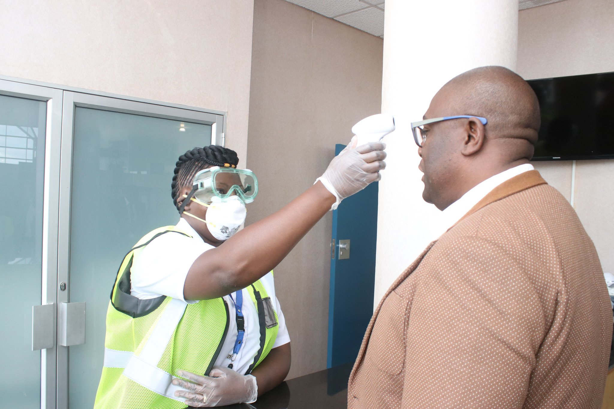 Why Only 3 Cases Of Coronavirus In Africa