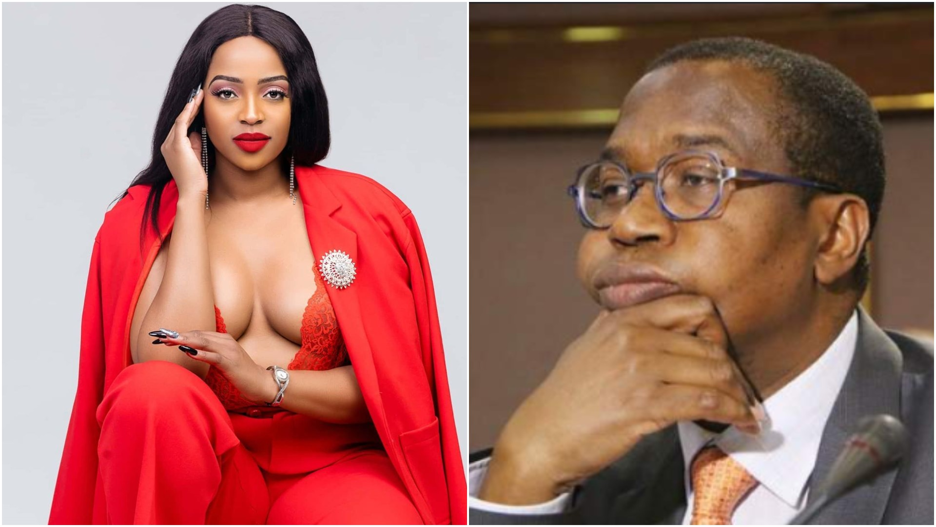 Mthuli Ncube Fumes After Jackie Ngarande Exposes Affair