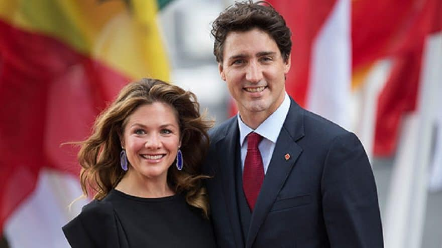 Canada's First Lady Tests Positive For Coronavirus