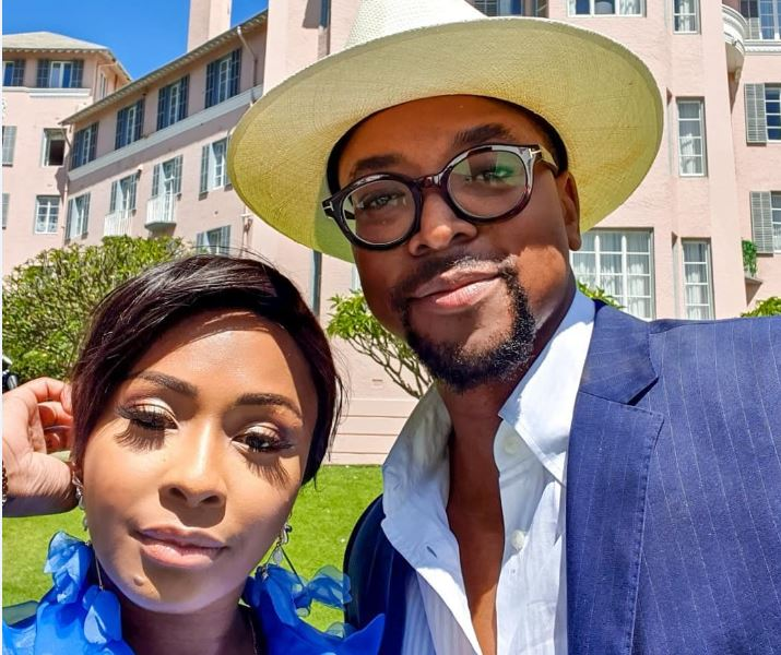 Boity Ignites Dating Rumours