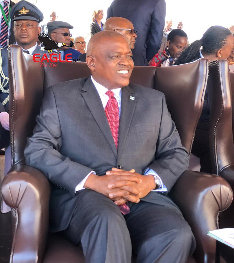 Botswana President Placed In Self Isolation