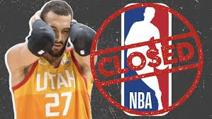 NBA Entire Season Suspended