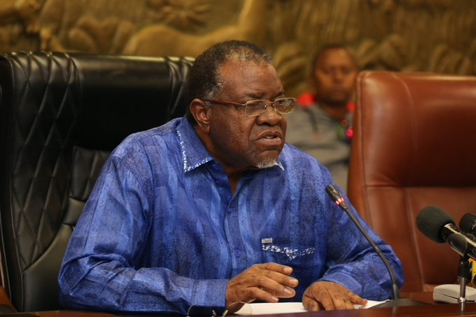 Namibia Suspends Public Gatherings Over Coronavirus
