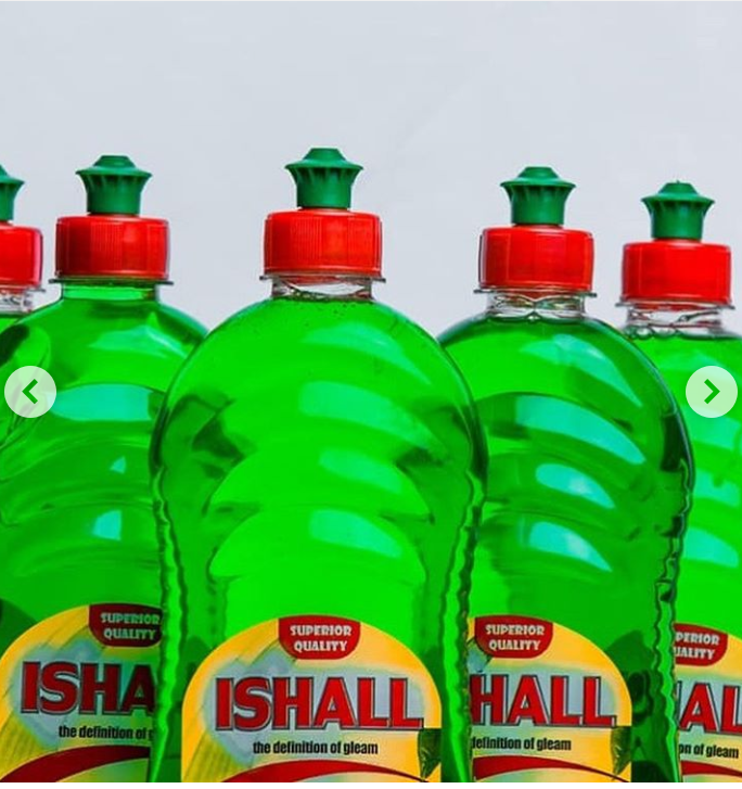 Enzo Ishall Set To Drop Dishwashing Liquid On The Market