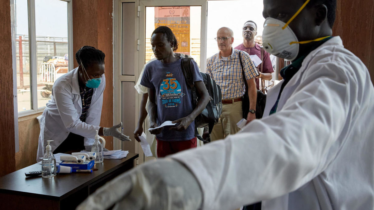 South Africa Confirms Second Case Of Coronavirus