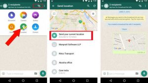 Track & Locate Your Loved Ones Through WhatsApp - Easy Trick