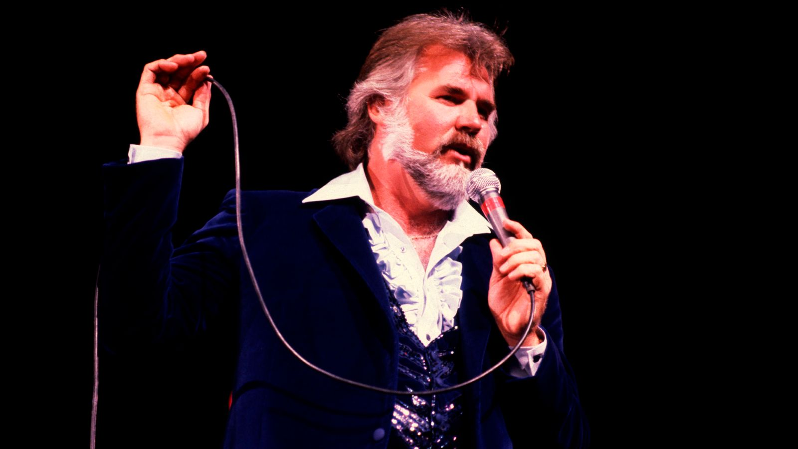 Kenny Rodgers Dies Aged 81