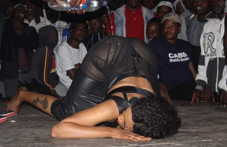 Bev Sibanda Barred From Ginimbi's  Twerking Competition