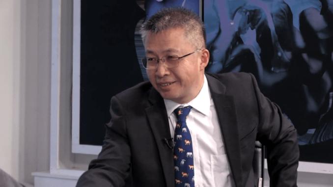 Chinese Ambassador Shades UK
