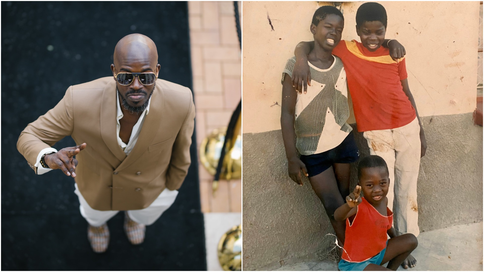 Black Coffee Like You Have Never Seen Him Before
