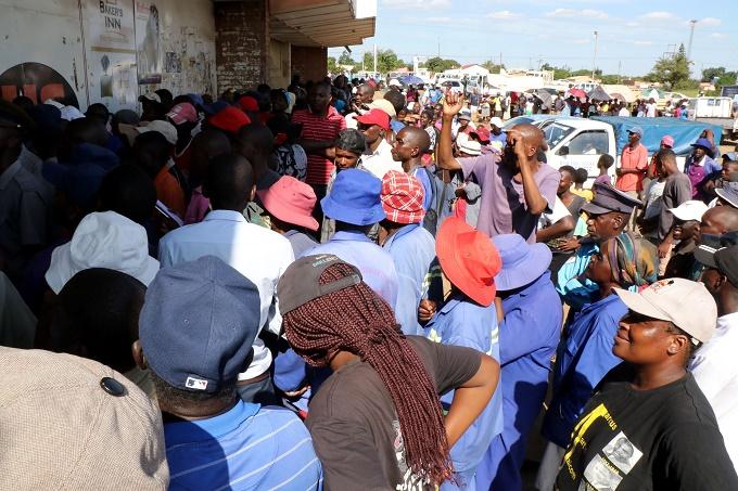Social Distancing in Zimbabwe