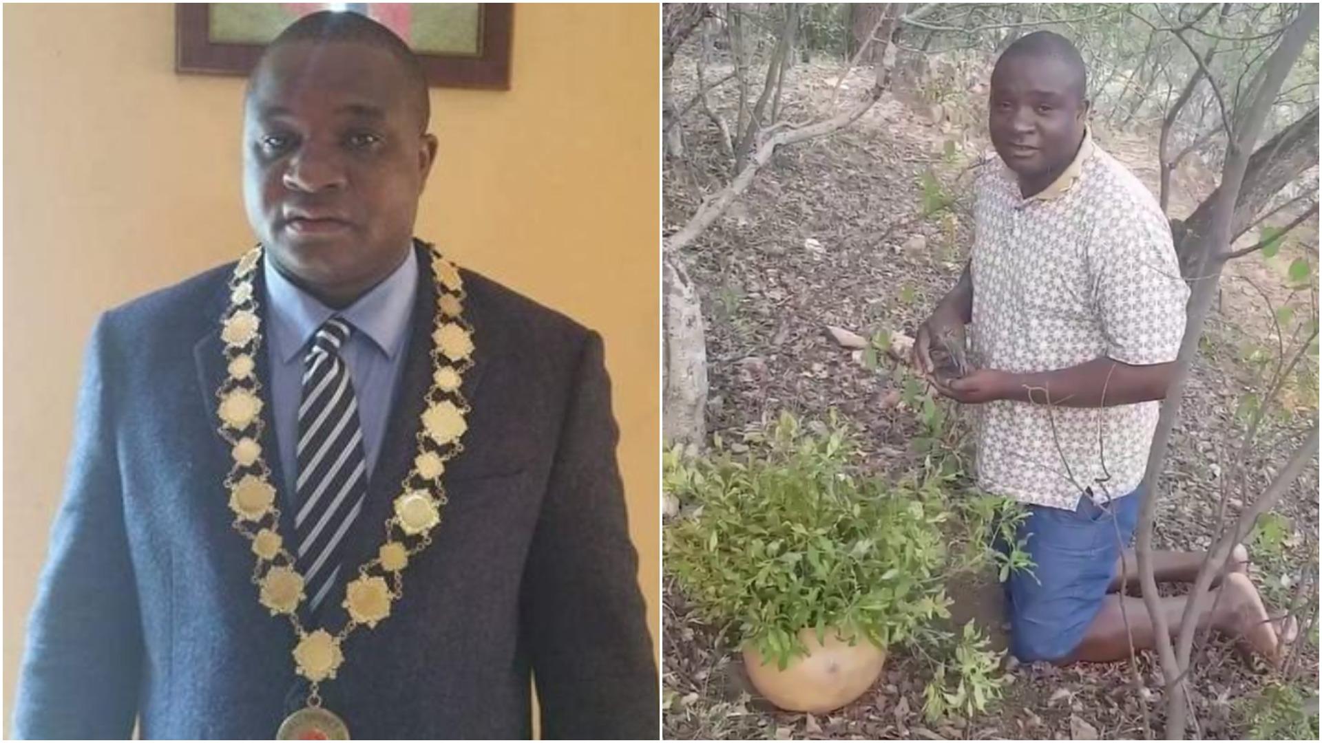 Zimbabwean MP Turns To Ancestors For Coronavirus Deliverance