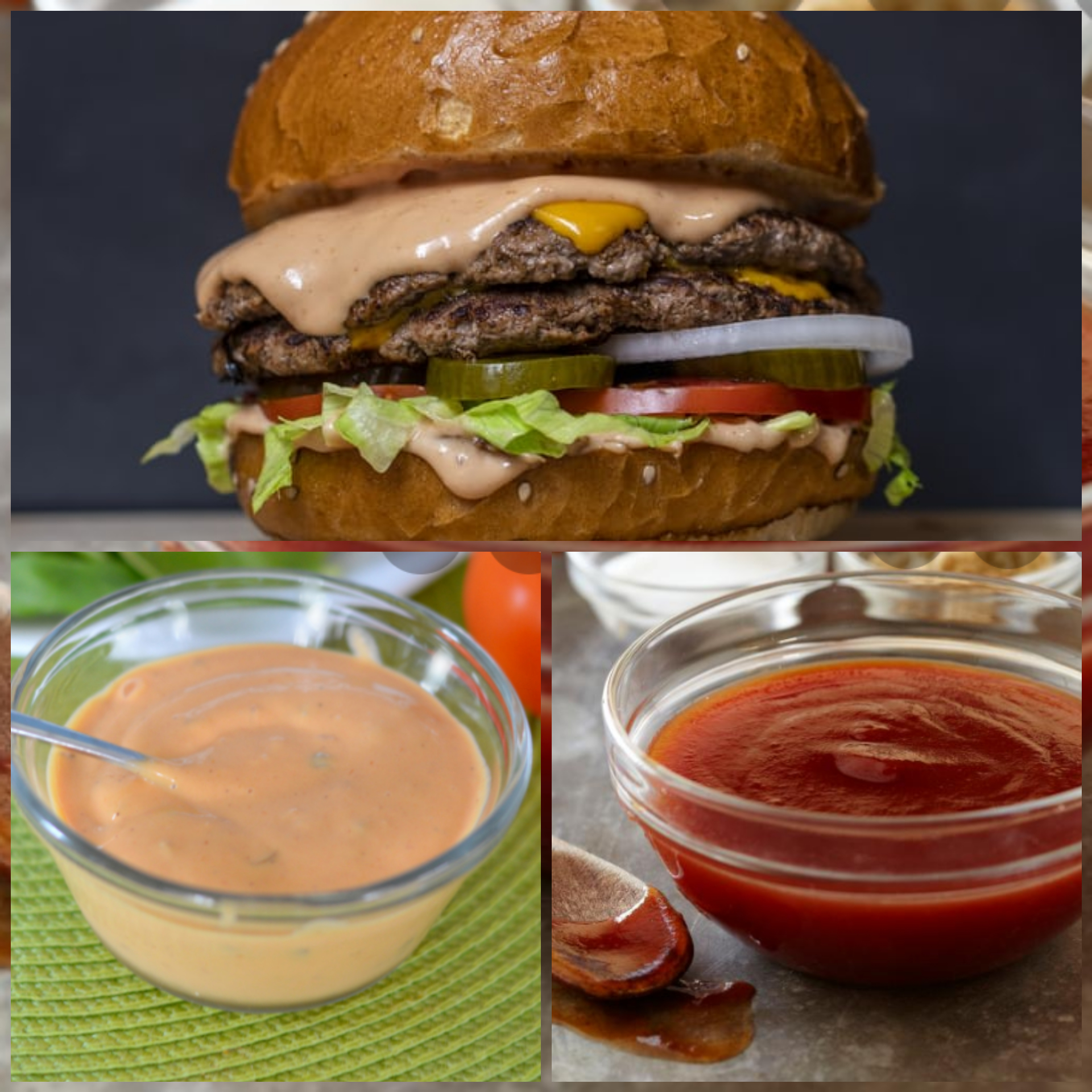 Make Your Own Burgers