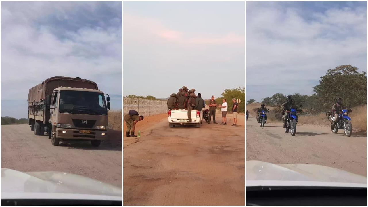 SA Deploys Soldiers To Zimbabwe Border