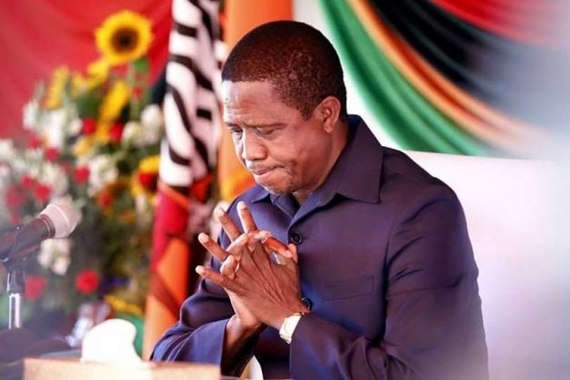 Zambia Gay Couple Pardoned By President