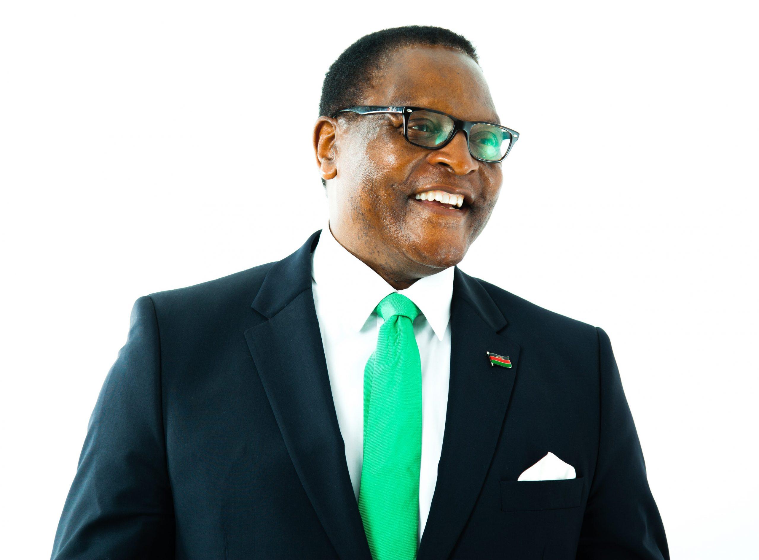Lazarus Chakwera Wins Historic Poll Rerun