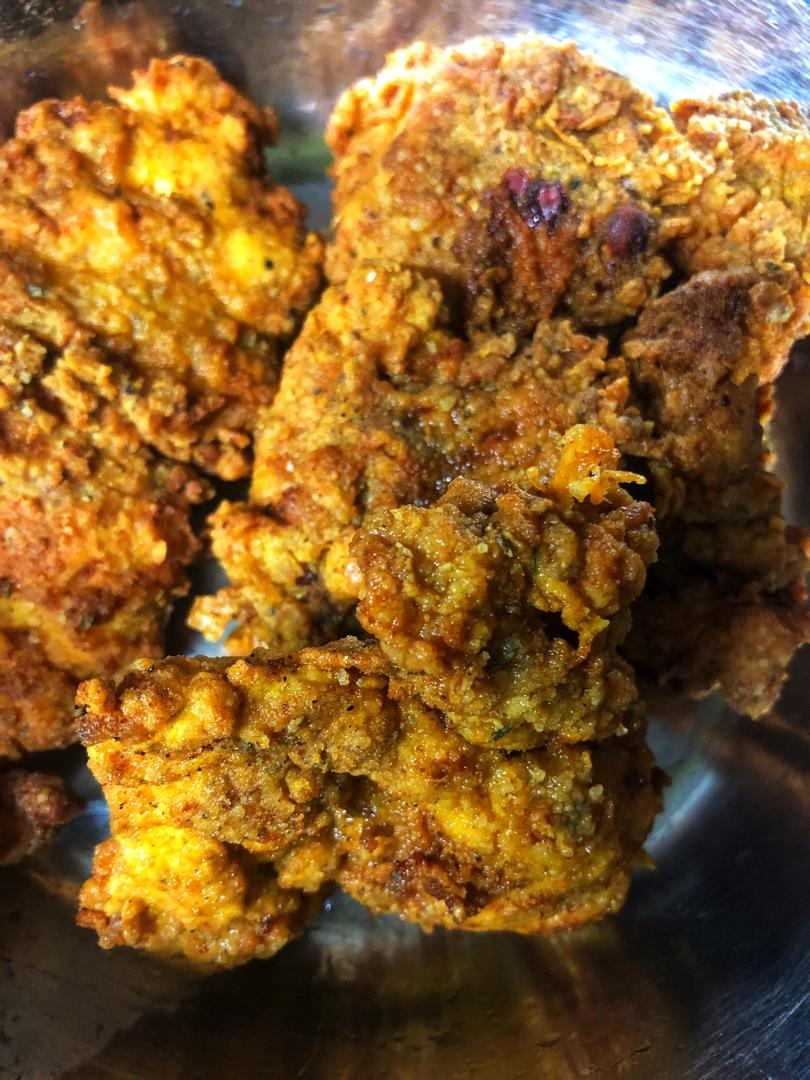 Lacto Fried Chicken