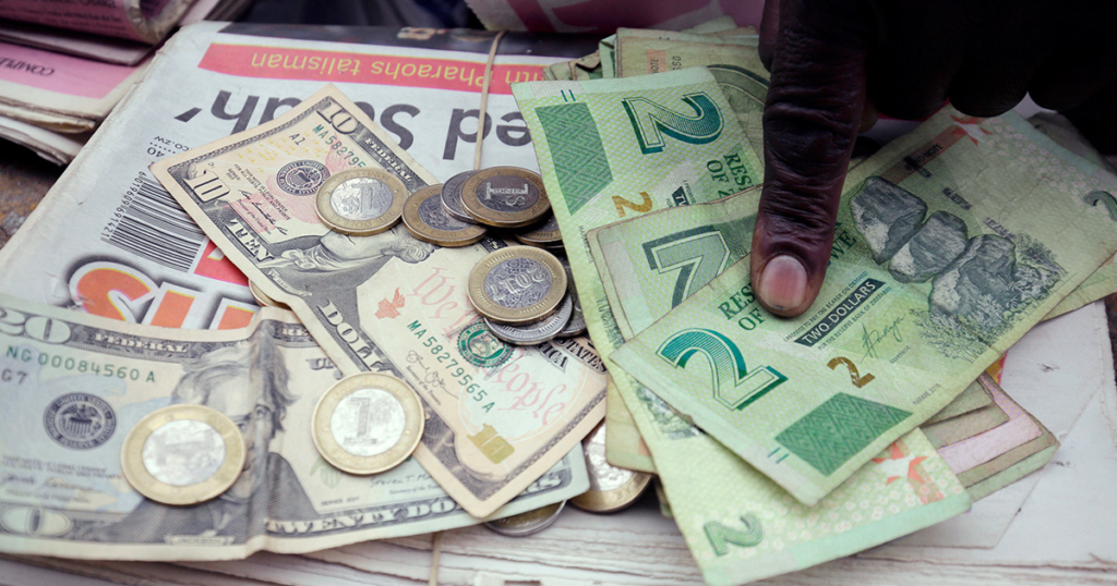 Govt Orders Businesses To Display Both Zimbabwe Dollar And Foreign Currency Prices- iHarare