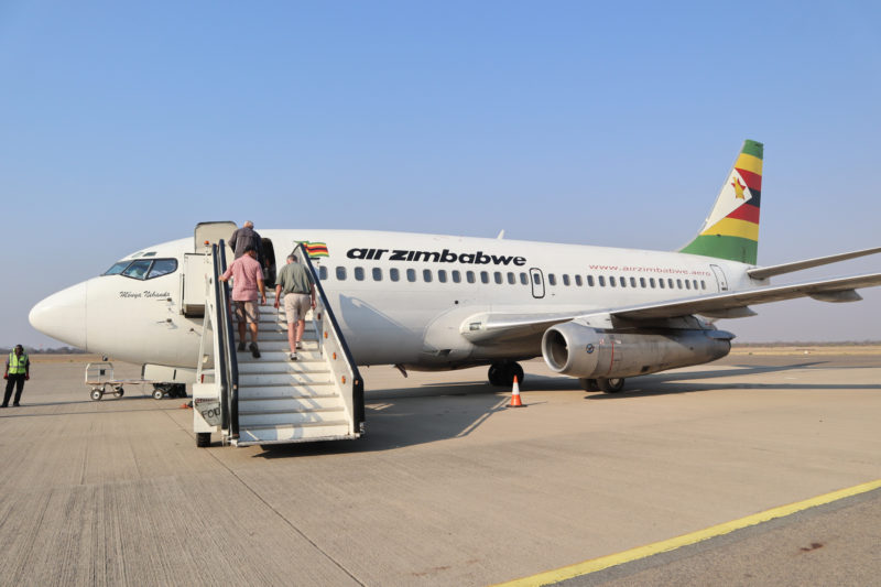 Air Zimbabwe Set To Resume Domestic And Regional Flights
